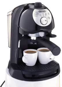 De Longhi BAR32 Retro 15 BAR Pump Espresso and Cappuccino Maker