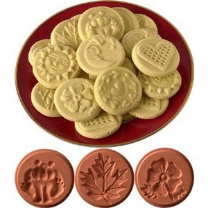 JBK Pottery Cookie Stamp Set