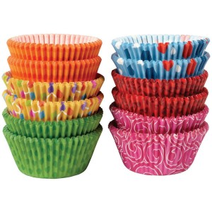 Wilton 415-8124 300-Pack Baking Cup, Seasons