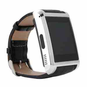 e-Kingdee smart watch smartwatch phone bluetooth IOS sliver