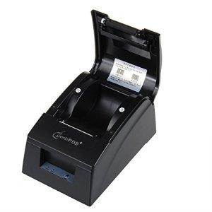 58 mm USB Small Bills Thermal Dot Receipt Printer + 1 Paper Roll Full