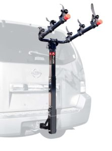 Allen Sports 3-Bike Hitch Mount Rack with 1.252-Inch Receiver