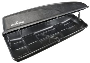 Highland 1040600 13 cu. ft. U-Venture Rooftop Cargo Box