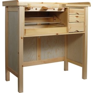 Jewelers Full Skirted Work Bench