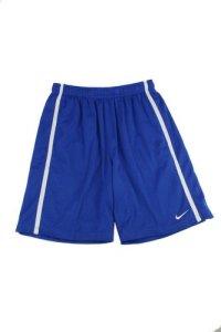 Nike Men's Monster Mesh Training Shorts-Red