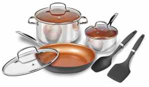 Nuwave Induction Ready Non-stick Cookware Set