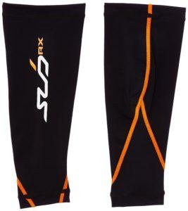 SUB Sports ELITE RX Mens Graduated Compression Calf Sleeves - Base Layer Underwear