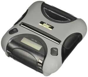 Star Micronics, SM-T300I-DB50, Durable Portable Receipt Printer, 3, BluetoothSerial for iOSAndroidWindows, Tear Bar, Power Supply Incl.