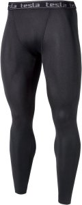 Tesla Men's Cool Dry Compression Baselayer Pants Legging Shorts Tights P16