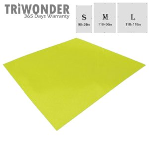 Triwonder Outdoor Waterproof Camping Shelter Footprint Groundsheet Beach Picnic Blanket Mat