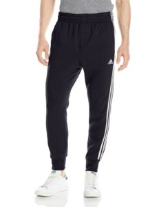 adidas Performance Men's Slim 3 Stripes SweatPants