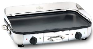 All-Clad 99014 GT Electric Griddle with 20 x 13-Inch Hard Anodized Cooking Surface