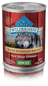 Blue Buffalo Wilderness Rocky Mountain Recipe Wet Adult Dog Food