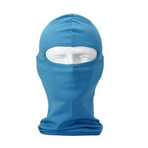 Candy Color Ultra Thin Ski Face Mask - Great Under A Bike  Football Helmet -Balaclava