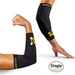 Top 10 best men's compression sleeves for athletics in 2016 reviews