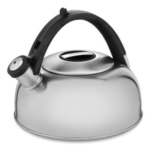 Cuisinart CTK-SS2 Peak Tea Kettle, Stainless Steel