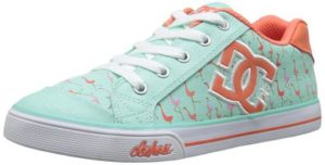 DC Footwear Kids Chelsea Graffik Sneaker (ToddlerLittle KidBig Kid)
