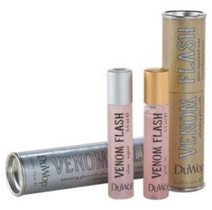 DuWop Cosmetics Mini Venom Lip Plumper Trio #1-Original, Venom Flash Warm, Venom Flash Cool