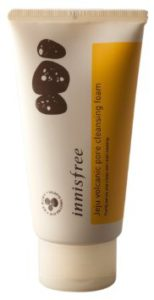 Innisfree Jeju Volcanic Pore Cleansing Foam,
