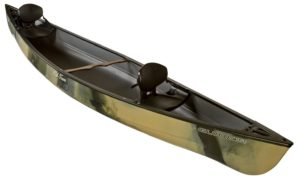 Old Town Canoes & Kayaks Guide 160 Recreational Canoe, Camouflage