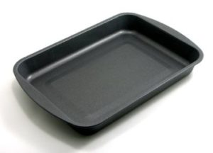 ProBake Teflon Platinum 14-12-by-10-12-by-2-Inch Roasting Pan