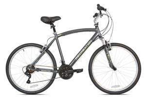 Recreation 26C Comfort Bike, Grey, 22X-Large