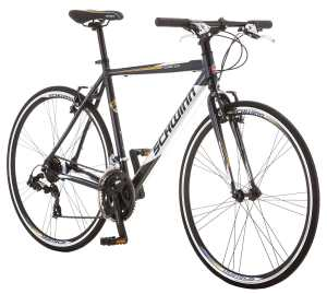 Schwinn Men's Volare 1200 Bike, 700c, Grey