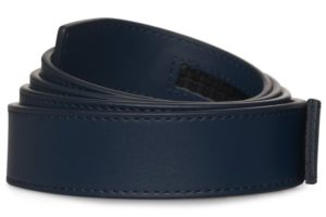 SlideBelts Leather Strap Only (Buckle Not Included)