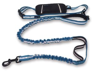 Smart 3-in-1 Design Hands Free Dog Leash with Accessory Pouch