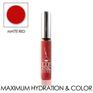 Wax Free Matte Moisturizing Lip Stain (Matte Red)