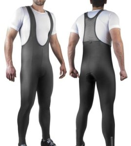 Aero Tech Designs Men's Roubaix Performance Bib Tights - Made in USA