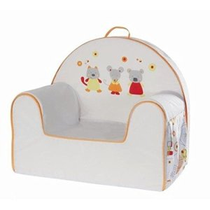 Candide Tineo Toddler Padded Armchair