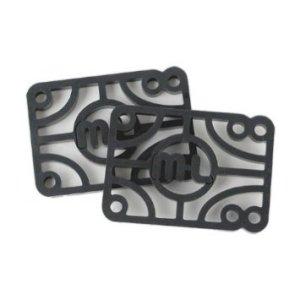 Mini Logo Skateboard Riser Pads - 14