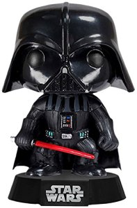 POP Star Wars Darth Vader Bobble Head Vinyl Figure