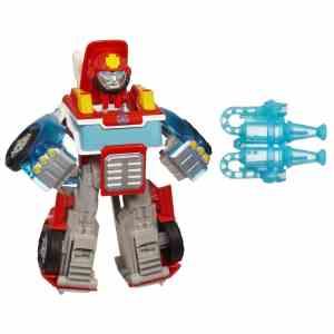 Playskool Heroes Transformers Rescue Bots Energize Heatwave the Fire-Bot Figure