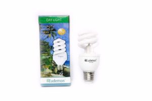 ionBulb Fresh Light, 12-Watt Air Purifier & Air Ionizer CFL Bulb, Ultra High Output - Up to 3.5 Million Negative Ions Per Sec, Eliminates Pollutants, Allergens, Germs, Dust, Mold