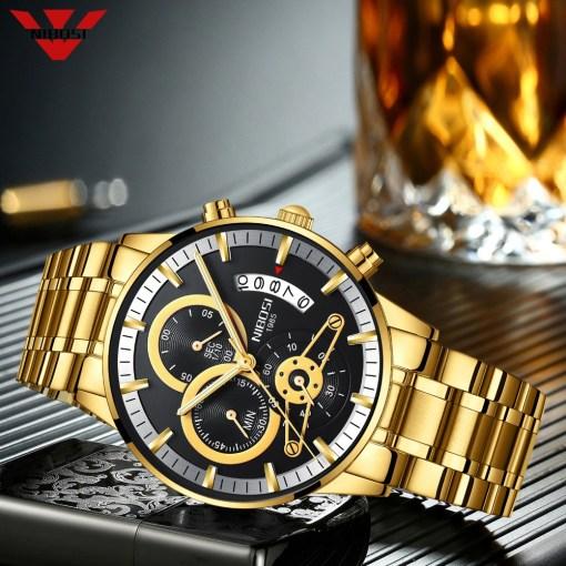 Superbe Montre De Luxe Sport Et Fashion 1