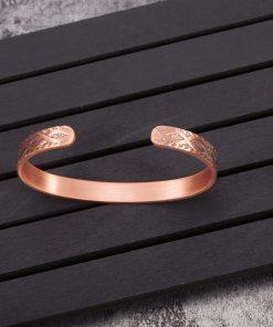 Bracelet Magnétique Cuivre Pour Homme ou Femme 4