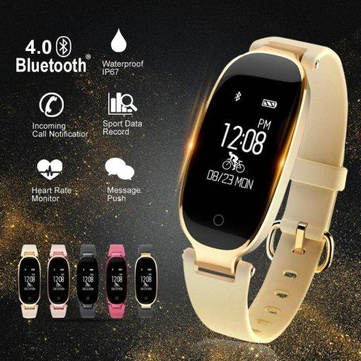 Smartwatch Élégante et Discrète