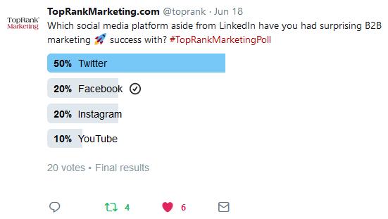 Twitter Poll 2