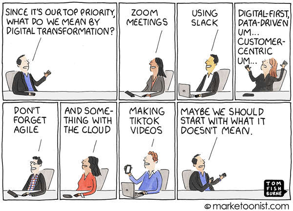 2020 April 24 Marketoonist Comic