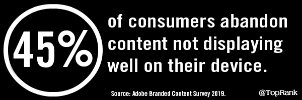 Adobe Branded Content Survey