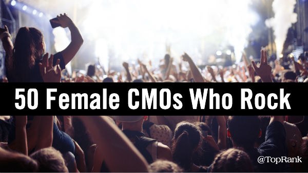 50 Women CMOs