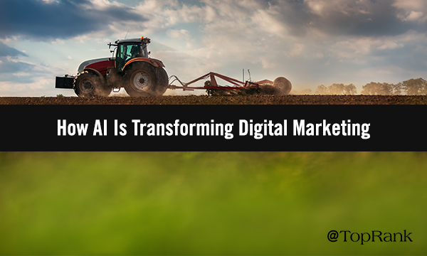 How AI Is Transforming Digital Marketing