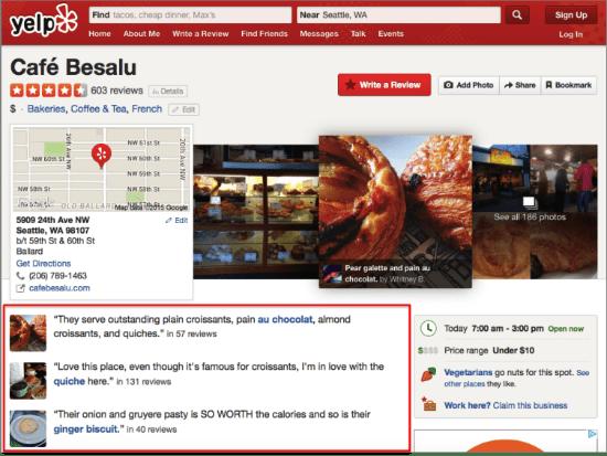 Best Seattle Restaurant