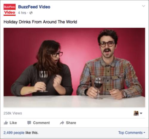 Buzzfeed Facebook