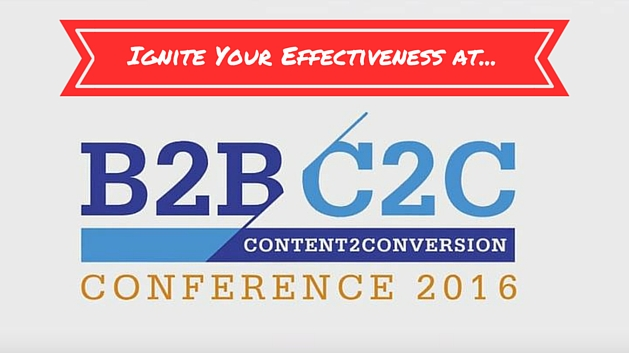 B2B Content Marketing Tips from Content2Conversion