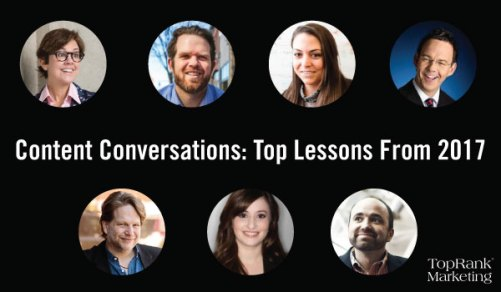 VioPro Marketing Vancouver Content-Conversations-lessons-2017 Our Top 10 Content Marketing Posts of 2017
