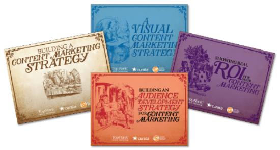Content Marketing Wonderland