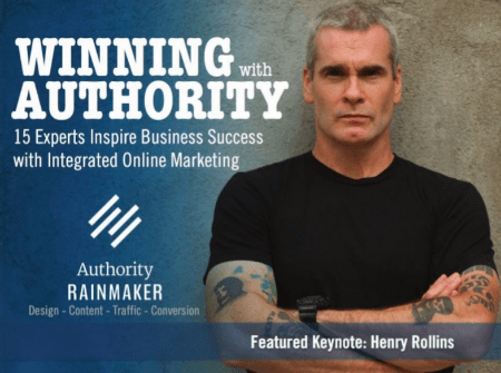 CopyBlogger Authority Rainmaker
